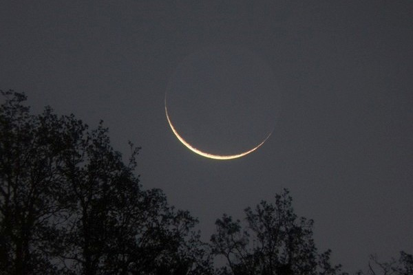 Vœux de nouvelle lune