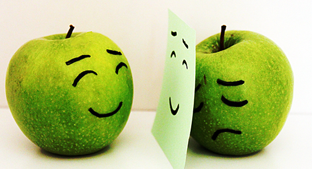 Difficile d'être heureux ?