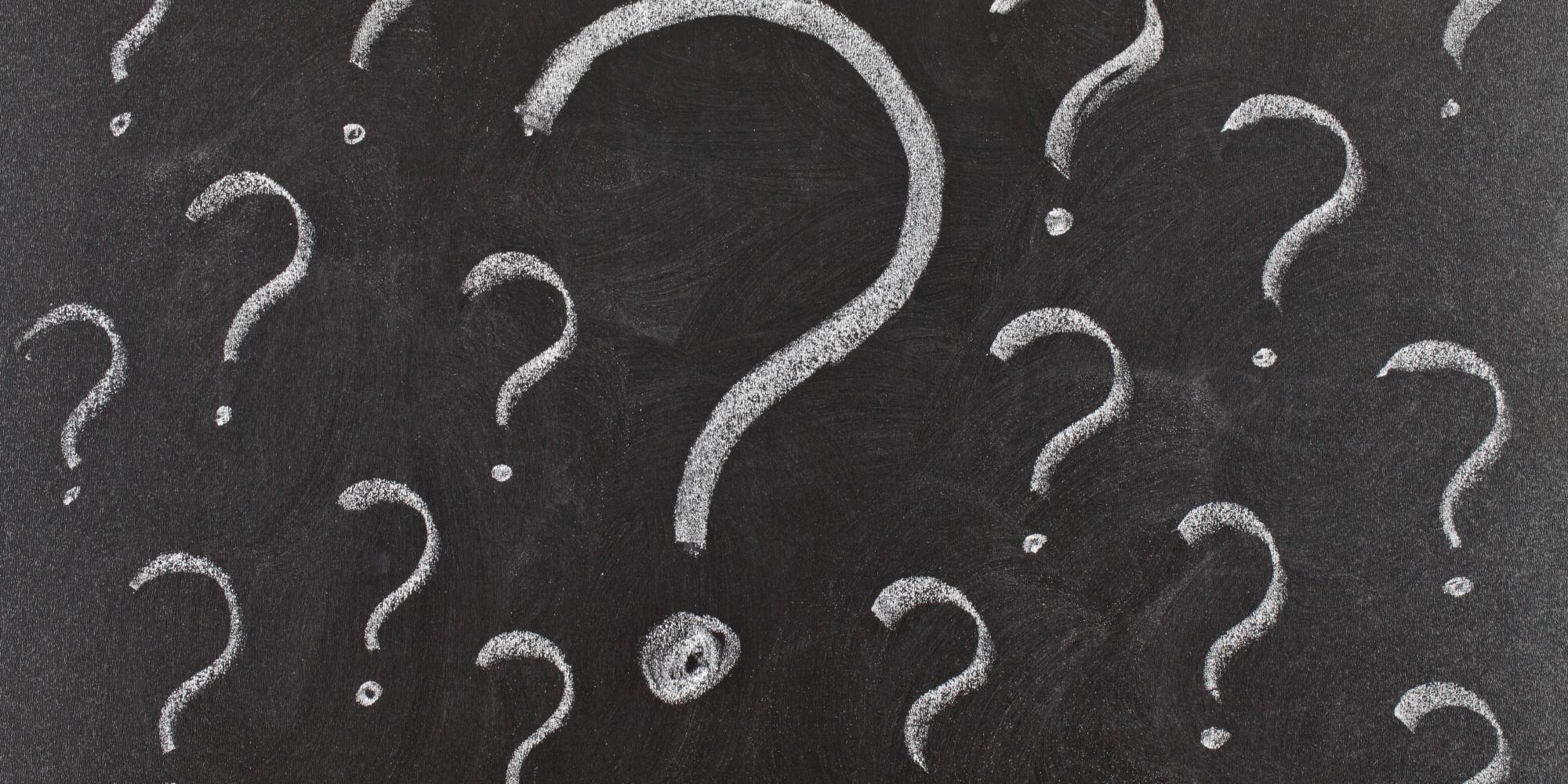 20 questions existentielles qui vous feront réfléchir aux choses importantes de la vie