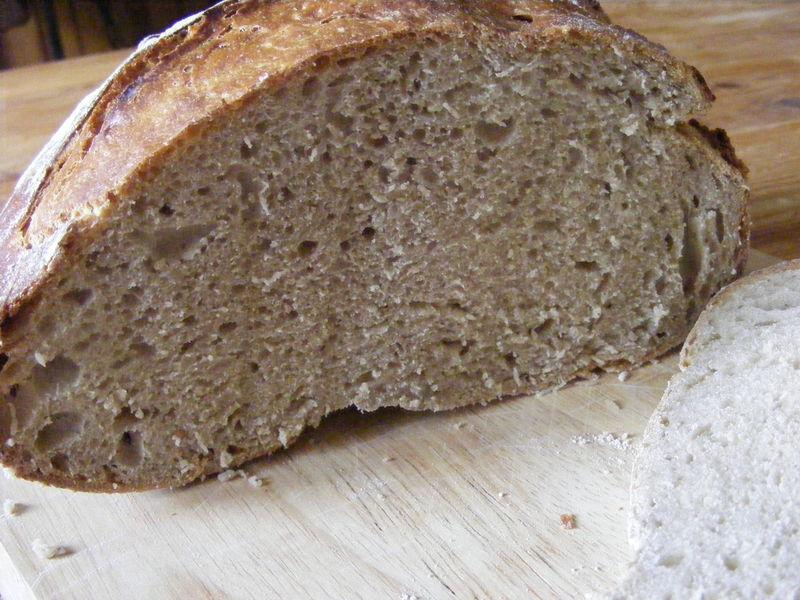 Le pain complet est la base d'une alimentation santé ?